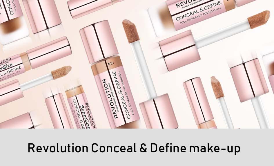Rvolution Conceal and define make-up