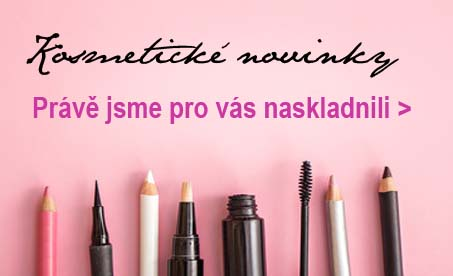 Novinky kosmetiky