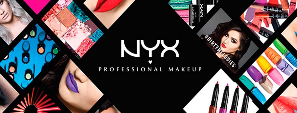 NYX kosmetika