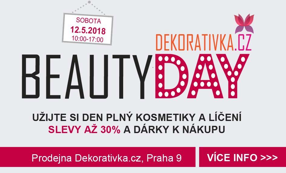 Dekorativka.cz Beauty day
