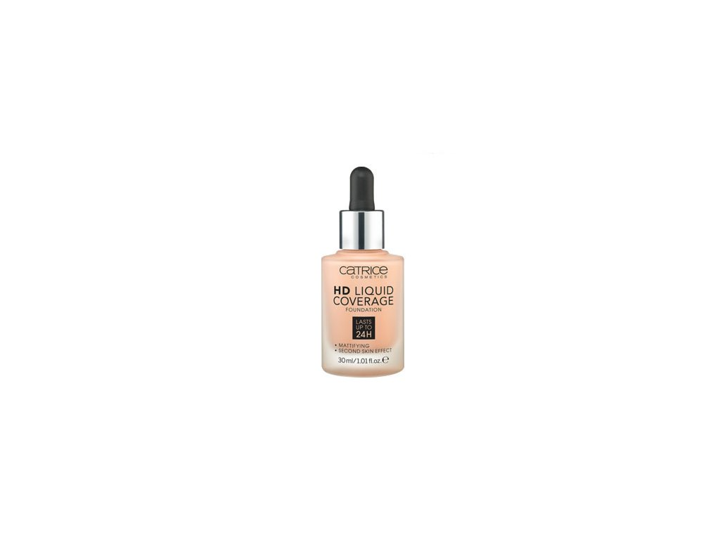 Catrice - make-up HD Liquid Coverage Foundation 020 ROSE BEIGE 30 ml