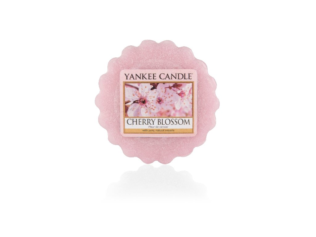Yankee candle - Vonný vosk do aromalampy CHERRY BLOSSOM