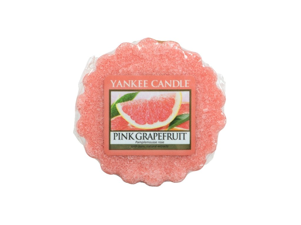 Yankee candle - Vonný vosk do aromalampy PINK GRAPEFRUIT