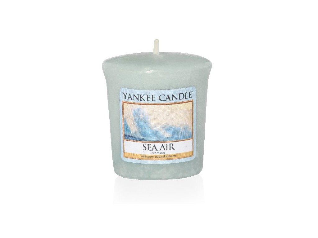 Yankee Candle - Vonná svíčka votivní SEA AIR