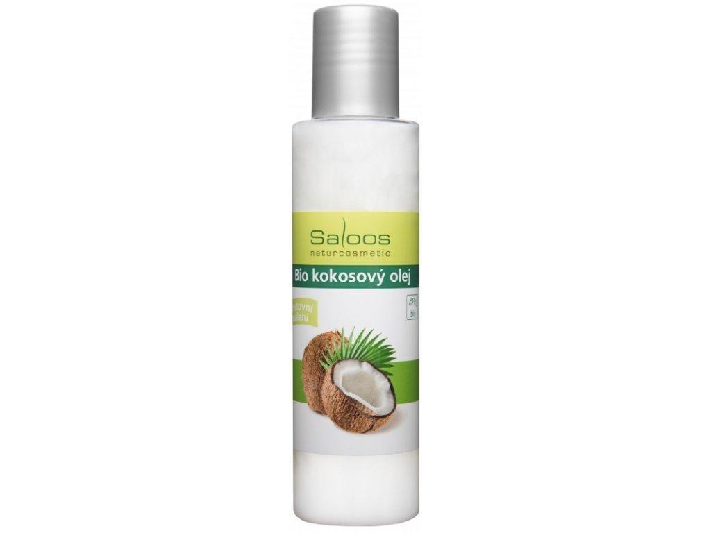 SALOOS - BIO Kokosový olej bez parfemace 125 ml