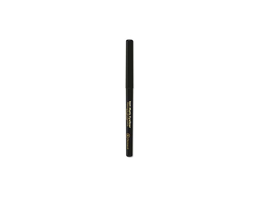Dermacol - Automatická tužka na oči 16H Matic Eyeliner 4 černá