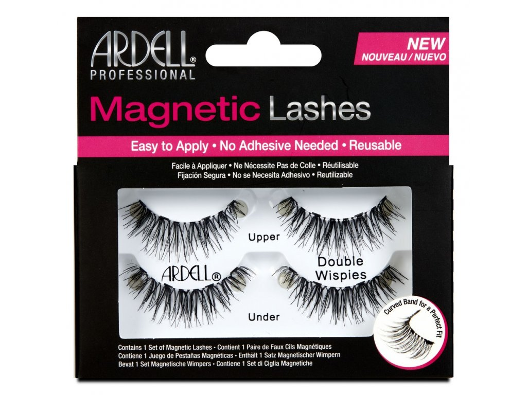 ARDELL - Magnetické řasy Double Wispies