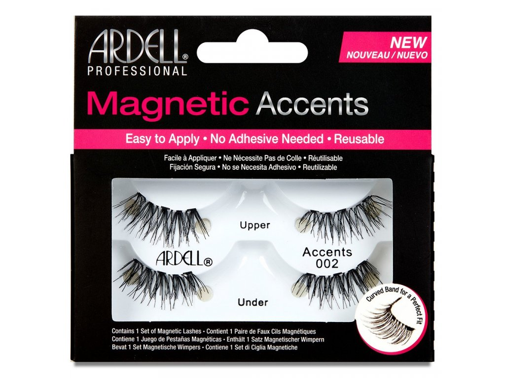 ARDELL - Magnetické řasy Accents 002