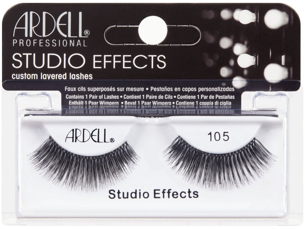 Ardell - Nalepovací řasy Studio Effects 105