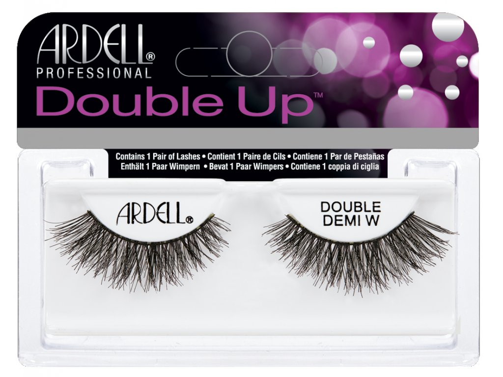 Ardell - Nalepovací řasy Double Up Demi Wispies