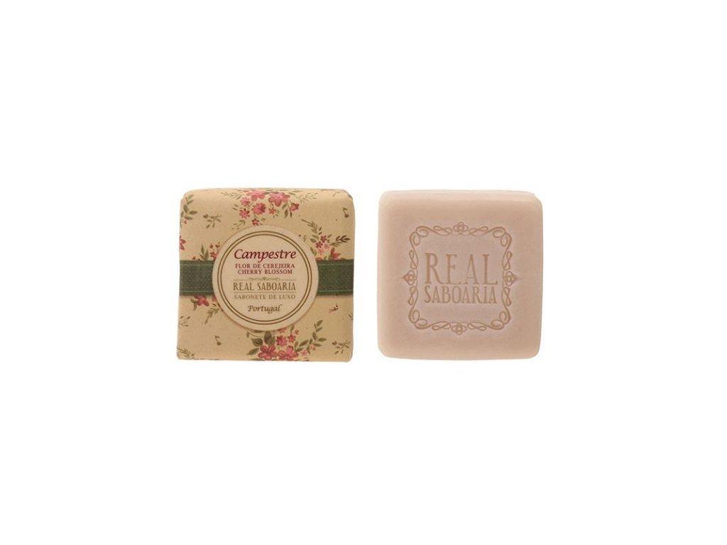 Real Saboaria - Luxusní mýdlo Třešňový květ 50g