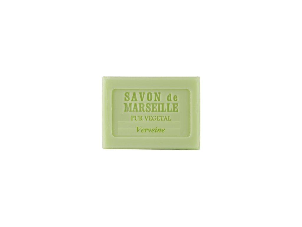 Plantes et Parfums de Provence - Marseilské mýdlo Verbena 100g