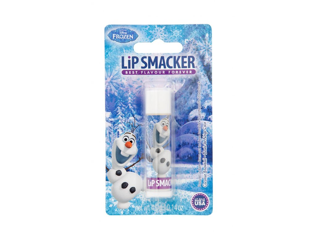 Lip Smacker - Balzám na rty Frozen Olaf Coconut Snowballs
