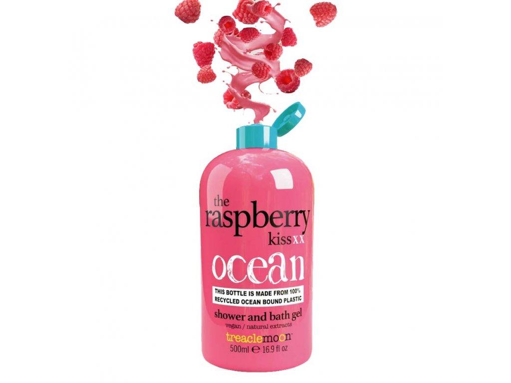 Treaclemoon - Sprchový gel Raspberry kiss 500ml