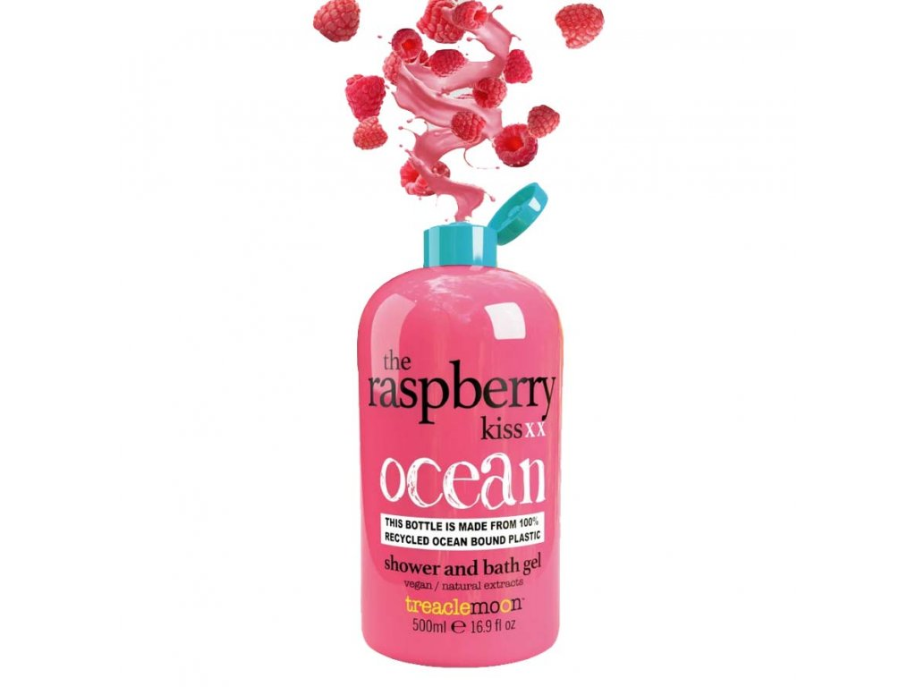 Treaclemoon - Sprchový gel Raspberry kiss 500ml