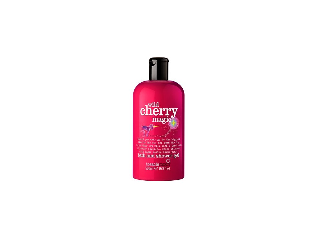 Treaclemoon - Sprchový gel Wild cherry magic 500ml
