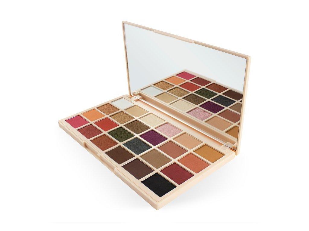 Makeup Revolution - paletka 24 očních stínů Sophx