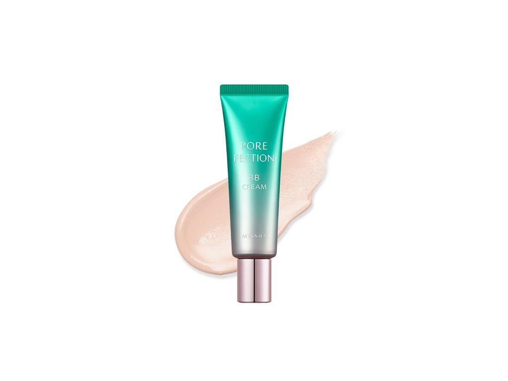 Missha - Pore-fection BB Cream 2 Natural Beige 30ml