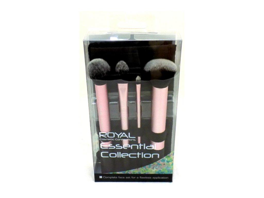Royal Cosmetics - Sada štětců Essential Collection