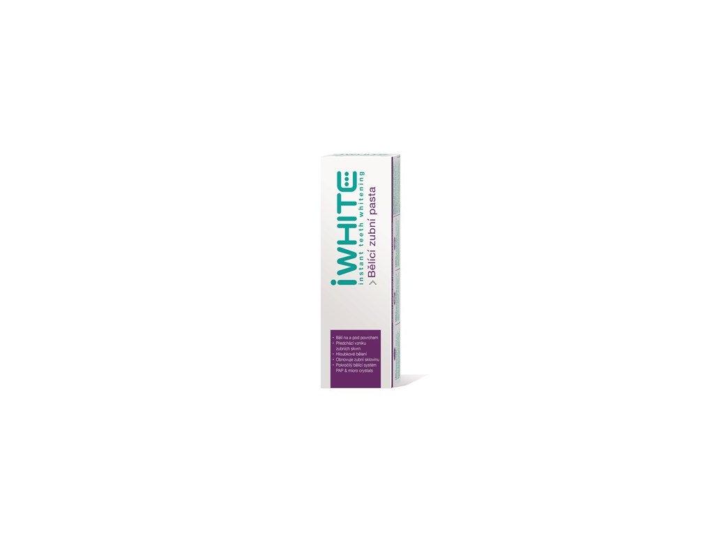 iWhite - bělící zubní pasta