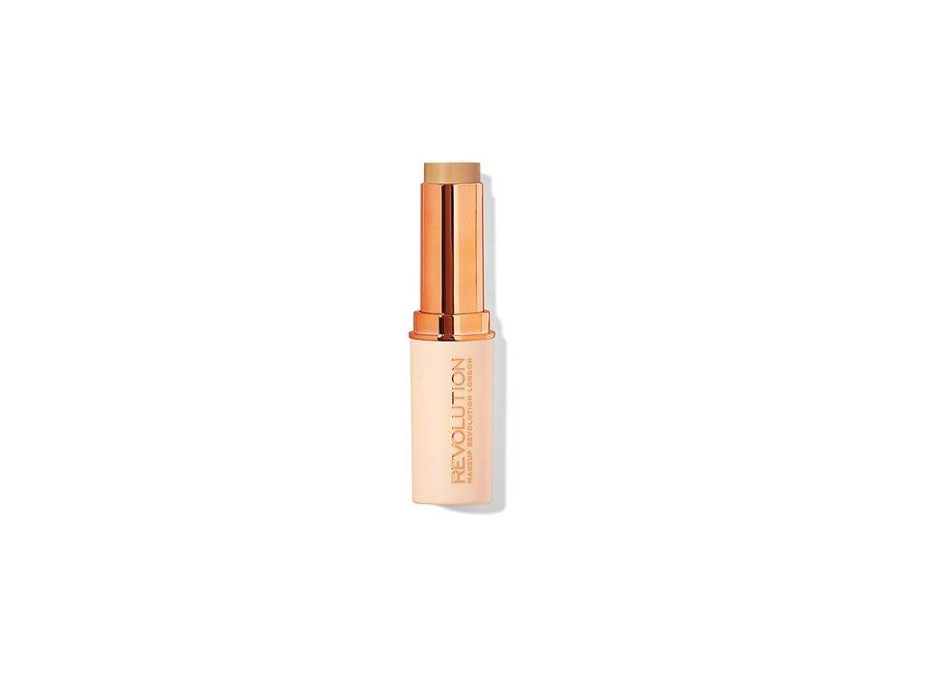Makeup Revolution - Fast Base makeup v tyčince F10