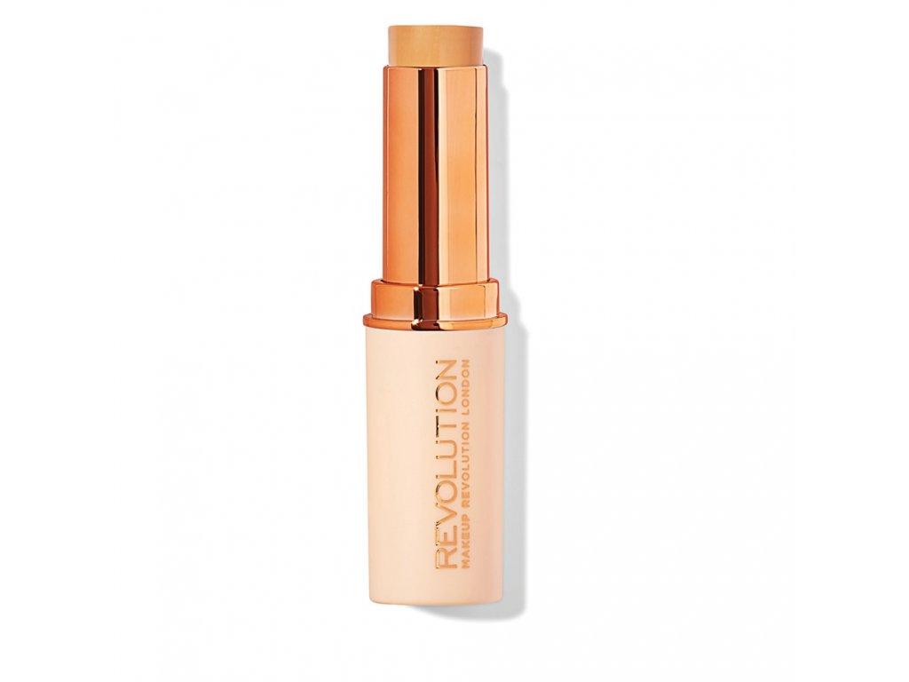 Makeup Revolution - Fast Base makeup v tyčince F08