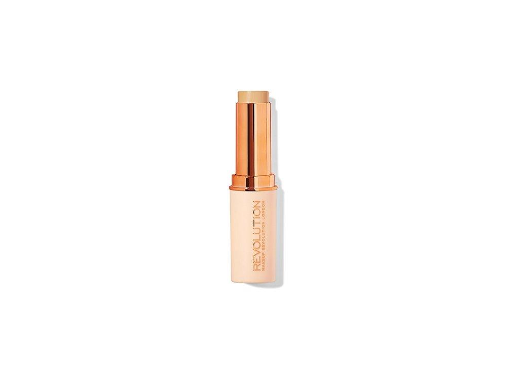 Makeup Revolution - Fast Base makeup v tyčince F07