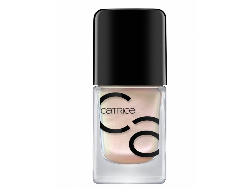 CATRICE - Lak na nehty ICONails 50 Never change a pearly polish