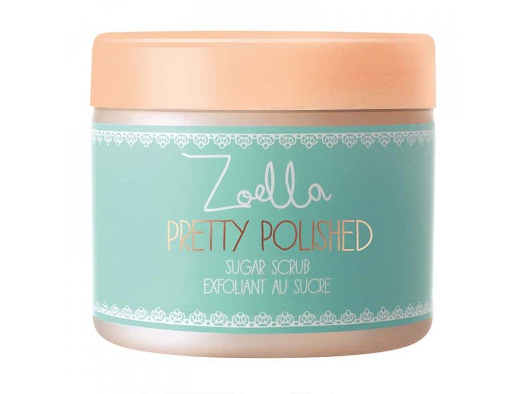 Zoella Beauty - Tělový peeling Pretty Polished
