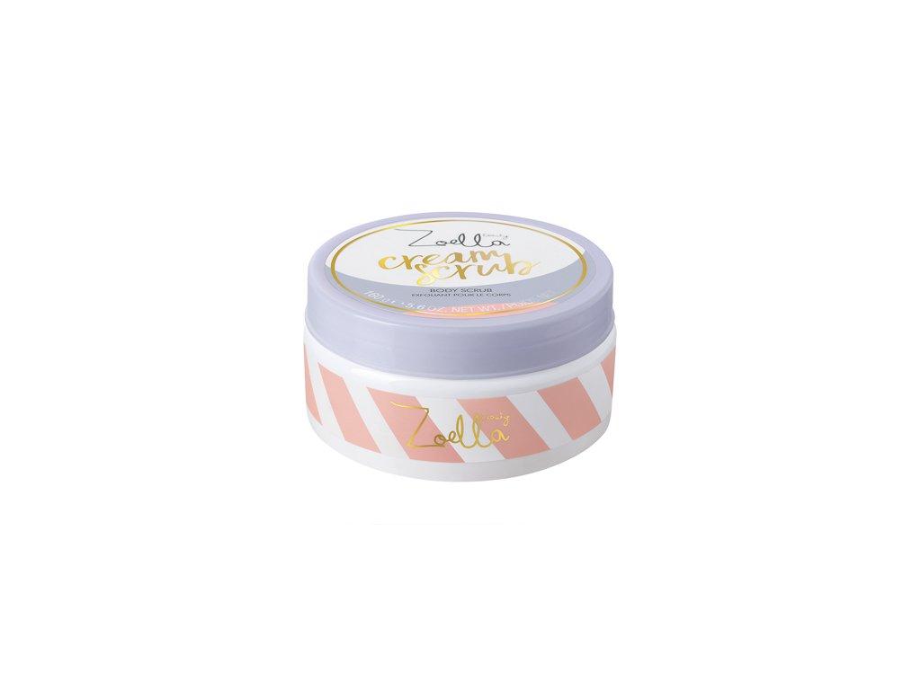Zoella Beauty - Tělový peeling Creamy Scrub
