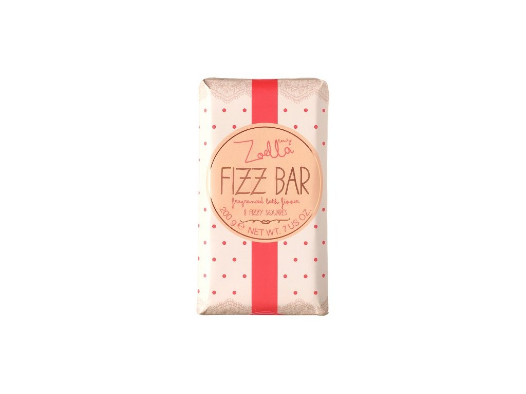 Zoella Beauty - Šumivé kostky do koupele Fizz Bar