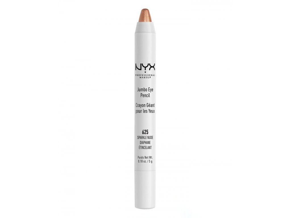 NYX - Jumbo tužka na oči Sparkly nude