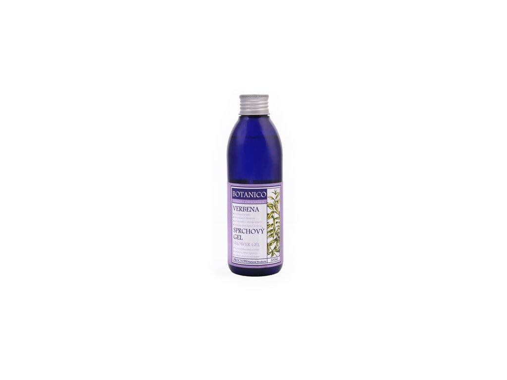 BOTANICO - Sprchový gel 200 ml verbena