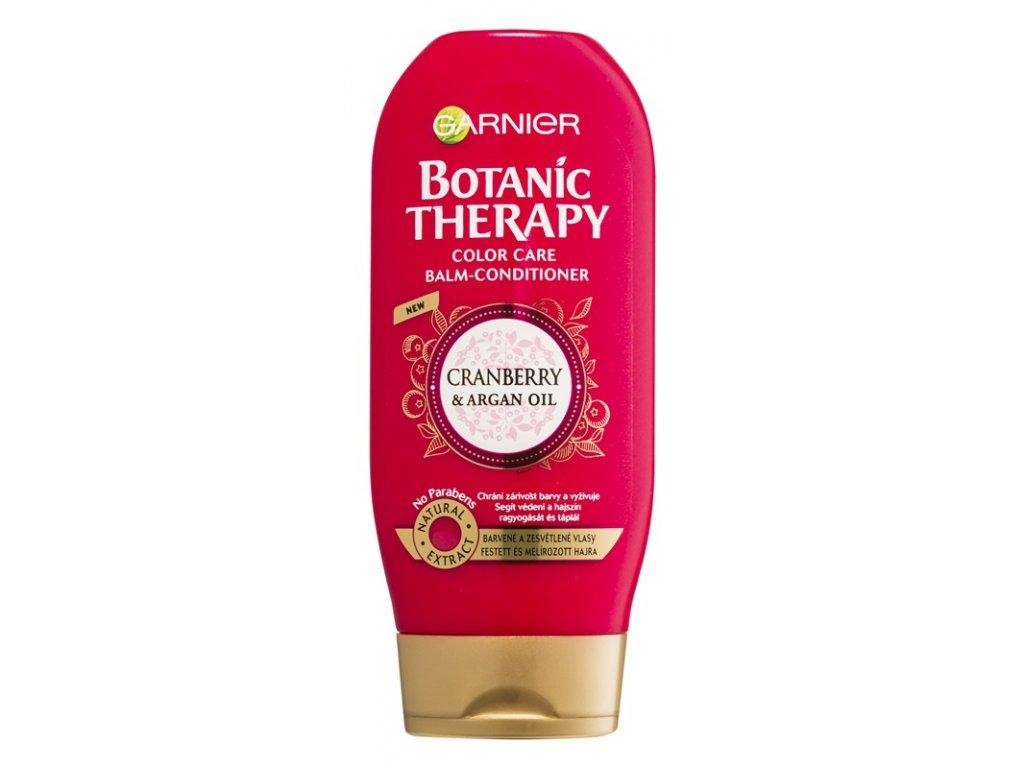Garnier - Botanic Therapy Cranberry balzám pro ochranu barvených vlasů