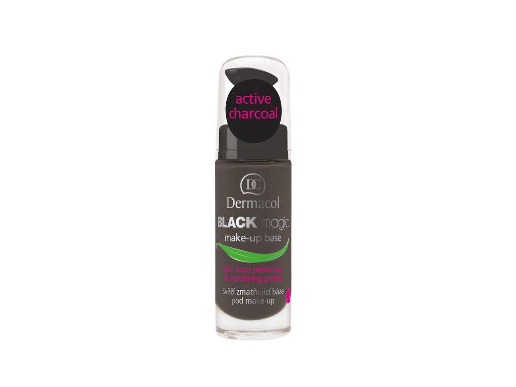 Dermacol - Zmatňující báze pod make-up Black magic 20 ml