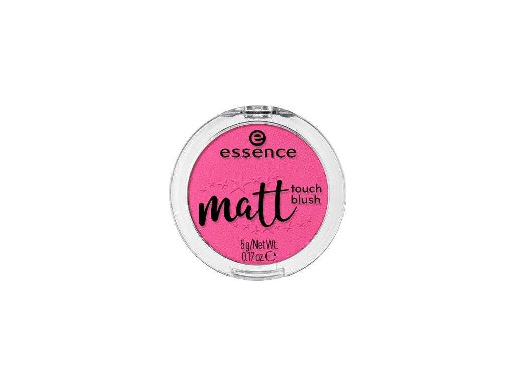 ESSENCE - tvářenka matt touch 50 pink me up! 5g