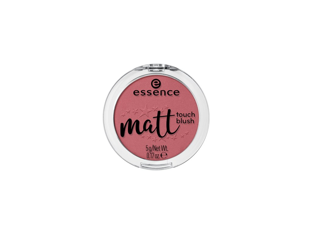 ESSENCE - tvářenka matt touch 60 cherry me up! 5g