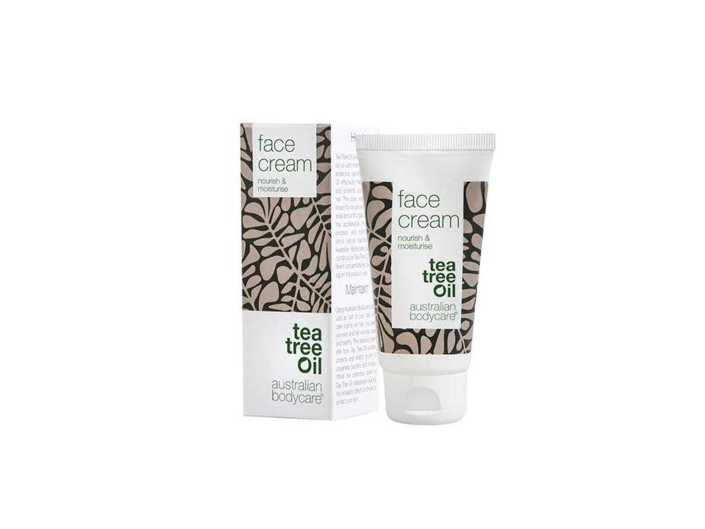 Australian Bodycare - Hydratační krém s tea tree olejem 50 ml
