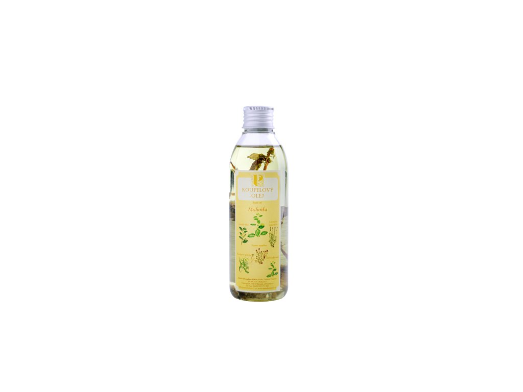 BOTANICO - Koupelový olej s meduňkou 200 ml