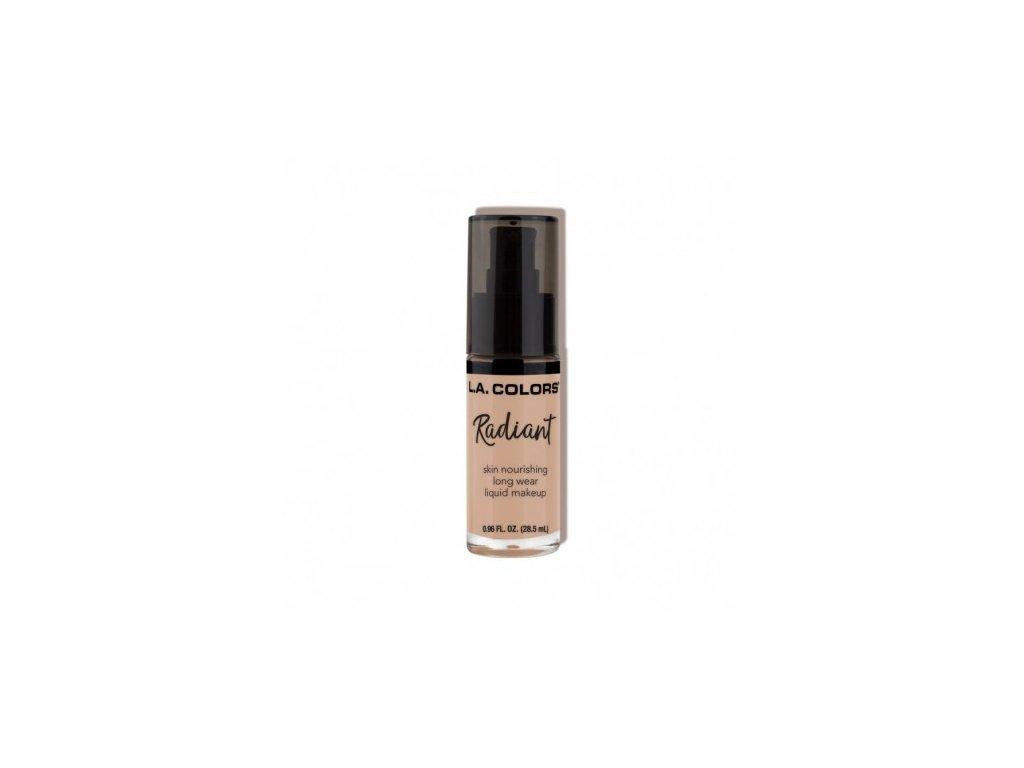 L.A. Colors - Make-up Radiant BEIGE 28.5ml
