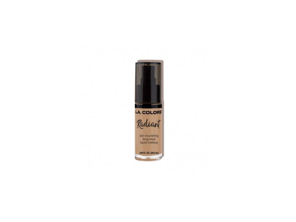 L.A. Colors - Make-up Radiant MEDIUM BEIGE 28.5ml