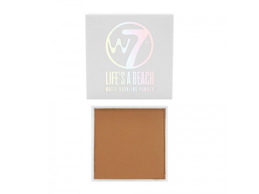 W7 - Bronzer Life's a Beach BEACH PLEASE 10 g