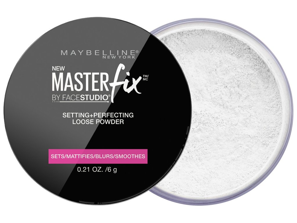 MAYBELLINE - Sypký pudr Face Studio setting powder 6g