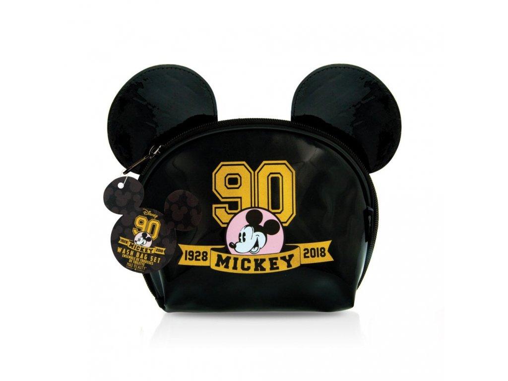MAD Beauty - Kosmetická taštička Mickey 90th Hand Cream Gold