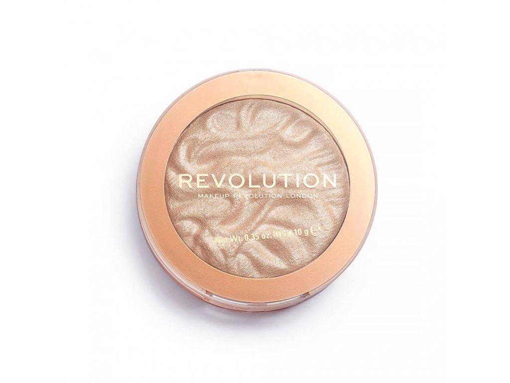 Makeup Revolution - Rozjasňovač Re-Loaded Just My Type