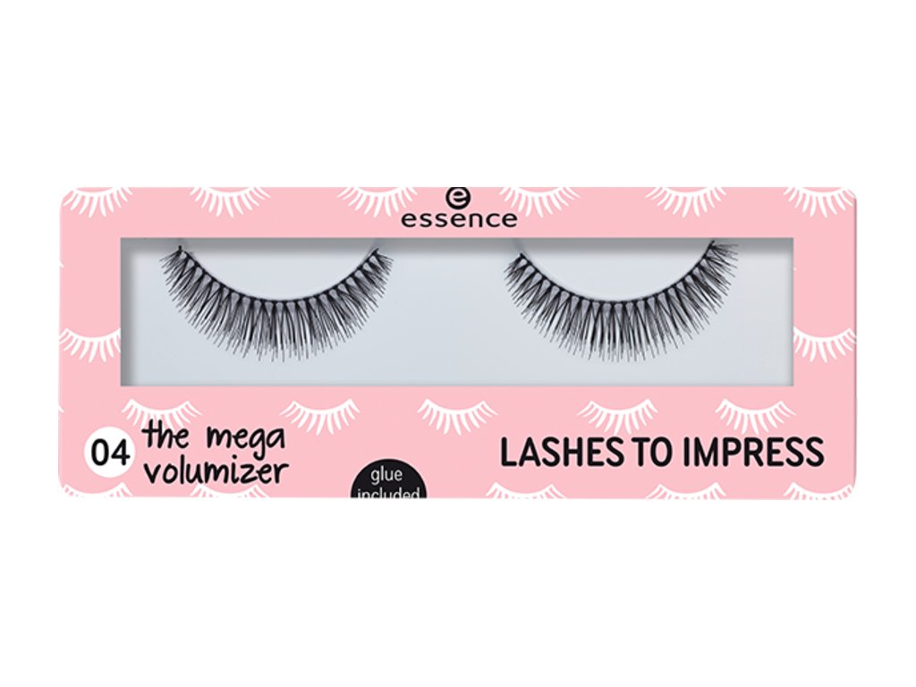 ESSENCE - umělé řasy lashes to impress 04
