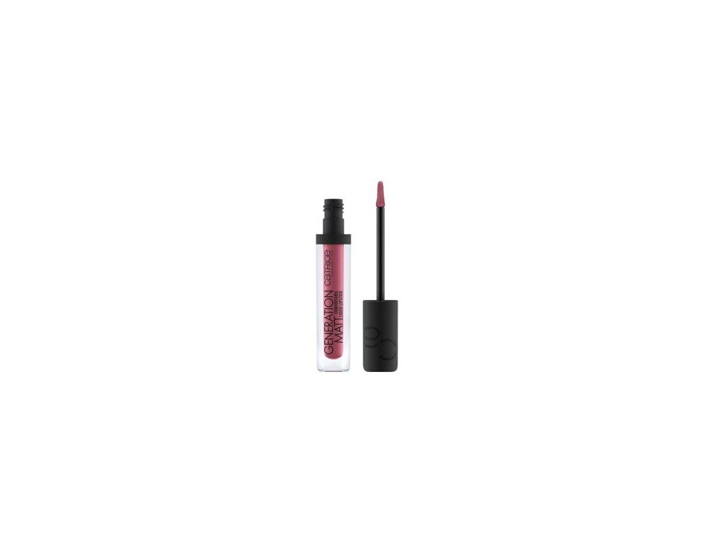 CATRICE - Tekutá matná rtěnka Generation Matt 060 Blushed Pink