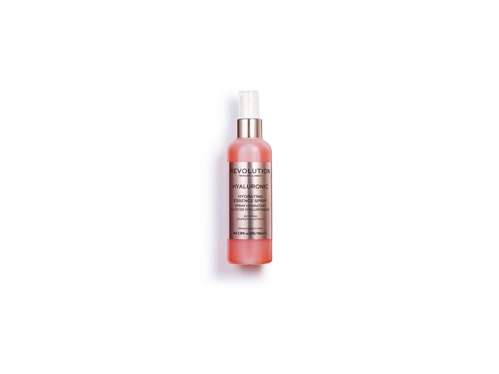 Makeup Revolution Skincare - Hyaluronic Essence Spray, sprej na pleť 100 ml