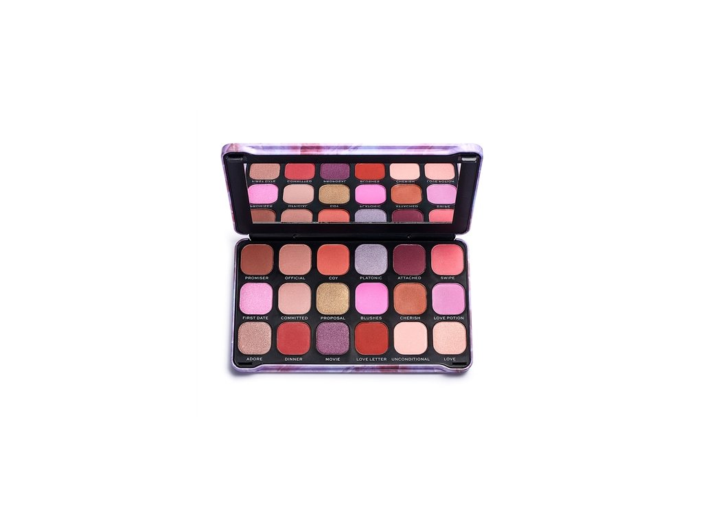 Makeup Revolution - Paletka Forever Flawless Unconditional Love