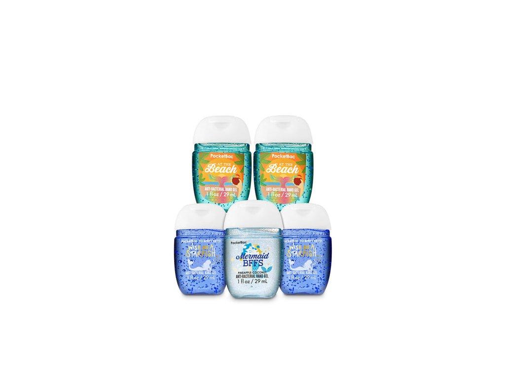Bath & Body Works - Antibakteriální gel na ruce AT THE BEACH 29ml